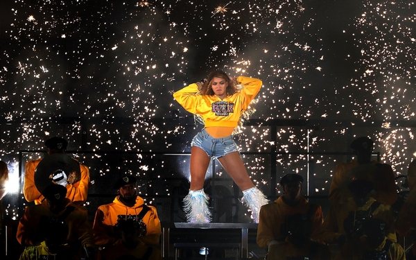 Beyoncé's Coachella performance was incredible — and she knew it