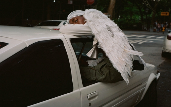 Devonté Hynes displays a radical sensitivity on Blood Orange's 'Negro Swan'