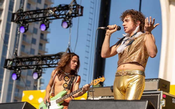 Meet Greta Van Fleet, Generation Z's first major rock band