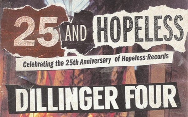 Hopeless Records Celebrate Milestone 25 Year Anniversary