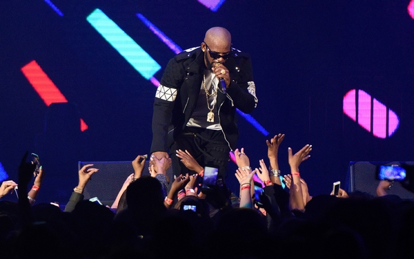 R. Kelly and the music industry's complicity