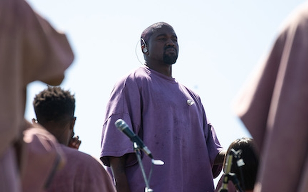 Ye of great faith: Kanye West brings gospel and pop-art dazzle to Coachella
