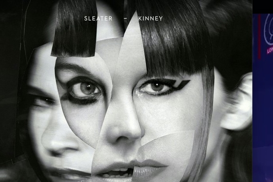 Sleater-Kinney, The Hold Steady, Rick Ross