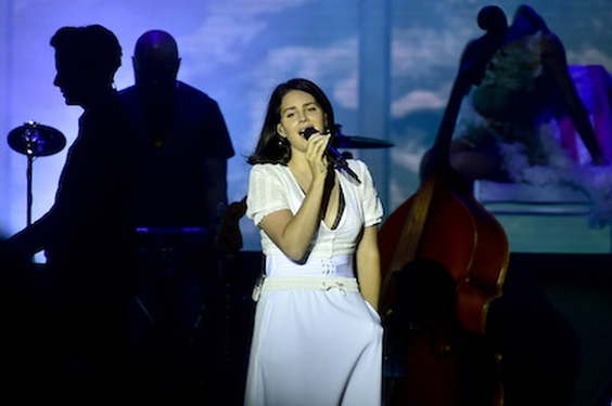 Lana Del Rey yearns as L.A. burns on her dazzling new album