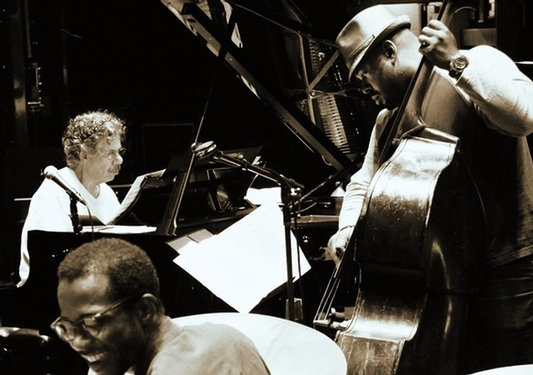 Chick Corea Trilogy with Christian McBride & Brian Blade (Oct. 3 at Royce Hall)