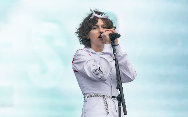 Genderqueer pop sensation King Princess: 'The tea is we've always been the tea'