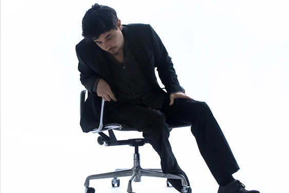 Electronic producer Amon Tobin's very productive and wildly surprising year