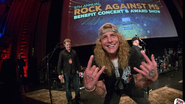 The 8th Annual Rock Against MS Benefit Concert & Award Show at The Palace Theatre on March 21