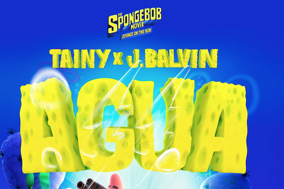 Paramount Animation and Nickelodeon partners with NEON16 for soundtrack for upcoming SpongeBob movie