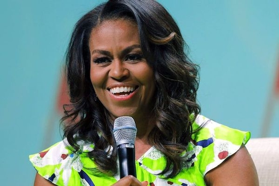 Michelle Obama to host weekly conversational podcast for Spotify