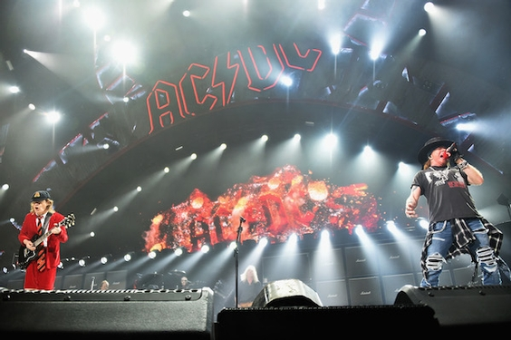 The relentless rockitude of AC/DC