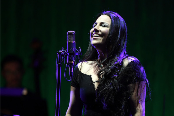 Evanescence's Amy Lee finds a new voice in 'The Bitter Truth'