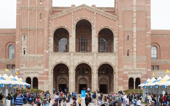 UCLA Turns MBA Degree Into Self-Supporting Program