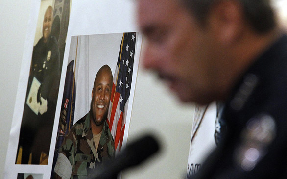 Two African-American Officers Support Dorner's Claims of LAPD Racism
