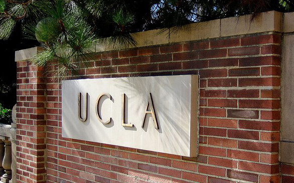 UCLA Students Protest Campus Discrimination