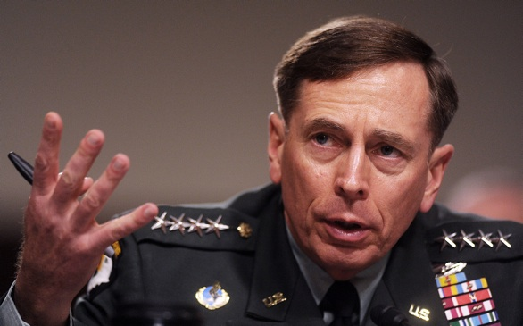 VIDEO: College Students Chase David Petraeus, Shout at Him in NYC