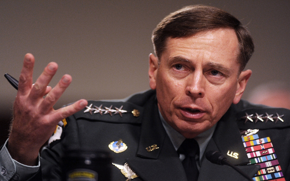 Former CIA Chief Petraeus to Teach, Mentor at University of Southern California