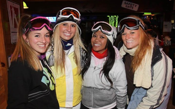 Ski, Snowboard & Socialize at Mountain High's College Night