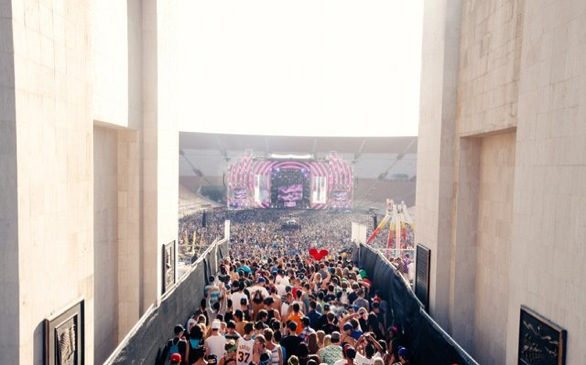 Garcetti Supports Raves Coming Back to L.A. Coliseum