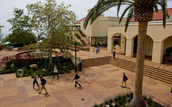 Pepperdine Considered One of World's Most Beautiful Universities