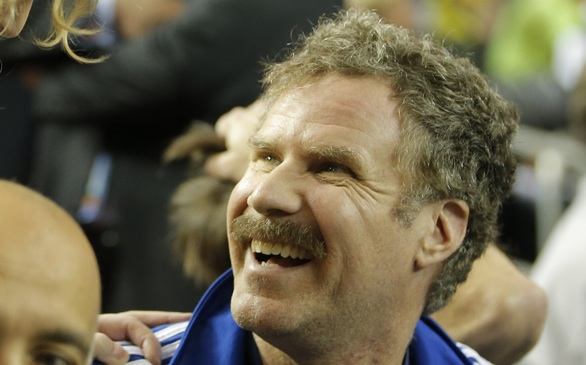 VIDEO: USC Alum Will Ferrell Leads Trojan Marching Band