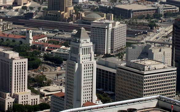 Los Angeles City Council Faces Possibility of Being All Male