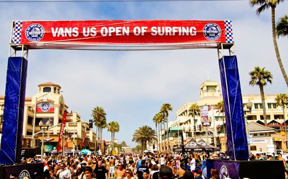 SoCal Street Violence Hits the Beach at US Open of Surfing