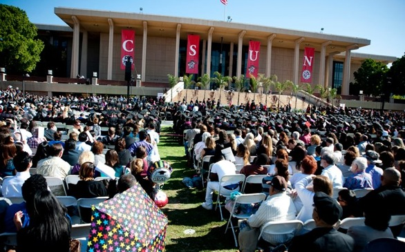 CSUN, CSUF Among 10 Colleges with Most New Transfer Students Enrolled