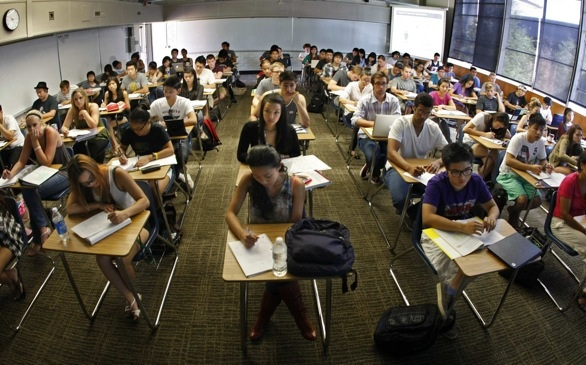 College Enrollment Falls for the First Time in 10 Years