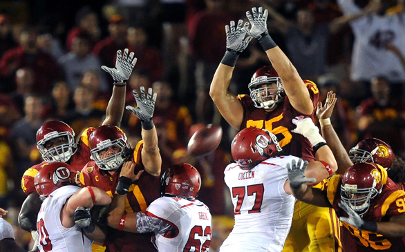 USC's Matt Kalil Drafted No. 4 by Vikings