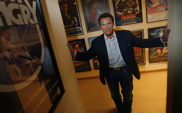 USC, Schwarzenegger to Launch Policy Think Tank