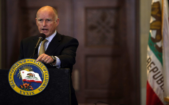 California Gov. Brown Takes Emergency Action to Try to Reduce Gas Prices