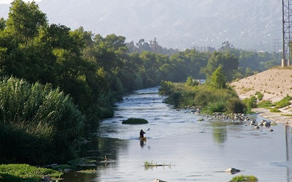 LA River in Use After 80 Years Off-Limits