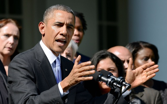 Obama Administration Backs Use of Race in College Admissions