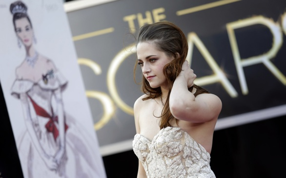 Kristen Stewart to Become the Next UCLA Bruin Celeb?