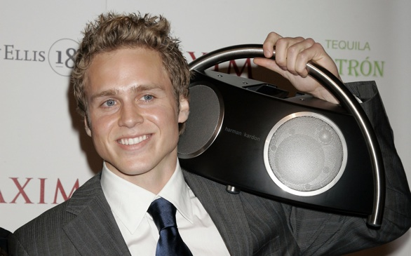 Spencer Pratt Finishes College at USC
