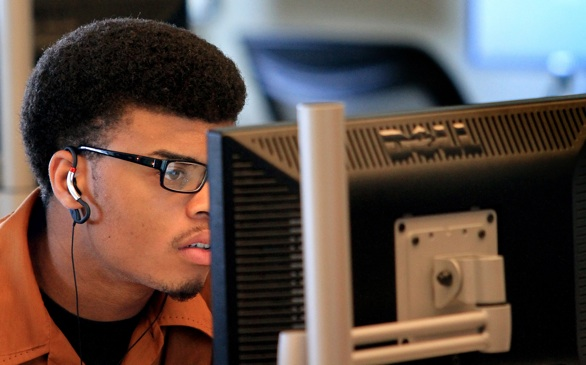 Student Sees Positive Side of Online Classes
