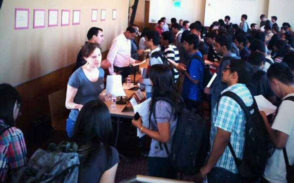 Internship Week Kicks Off at USC