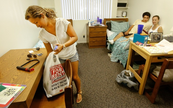Colleges Experience High Demand for Single-Person Dorms