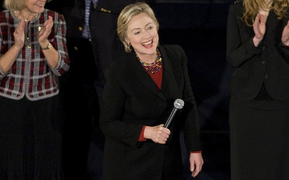 Hillary Clinton Lecture at UCLA to be Live-Streamed