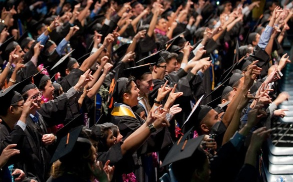 UC Irvine's Plan for Big Commencement Angers Grads