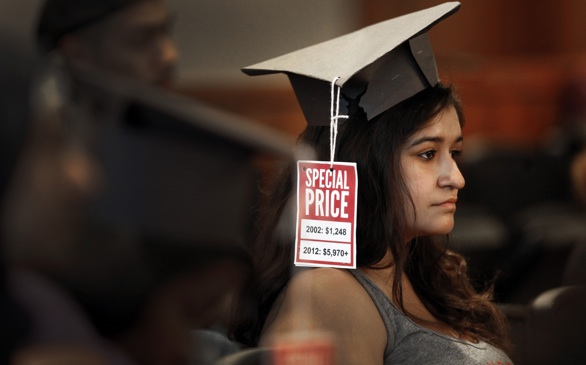 Rising College Costs: Poorer Families Bear Greatest Burden