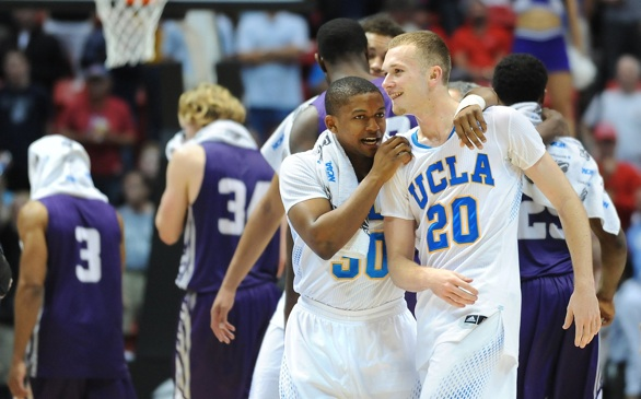 UCLA Has Fun En Route to Sweet 16 Berth