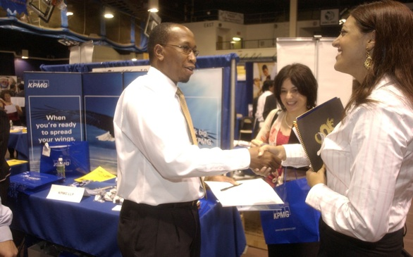 Stand Out at the Next Career Fair