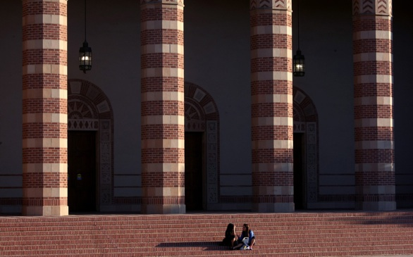 UC System Admitted More Latino than White Students this Year -- Except at UCLA