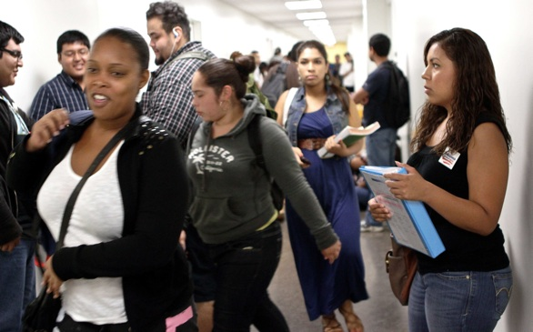 California's Latino Students Among the Most Segregated in the Country, Says UCLA Report