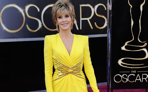 Jane Fonda to Speak at UCLA Graduation—Vietnam Vets Not Happy