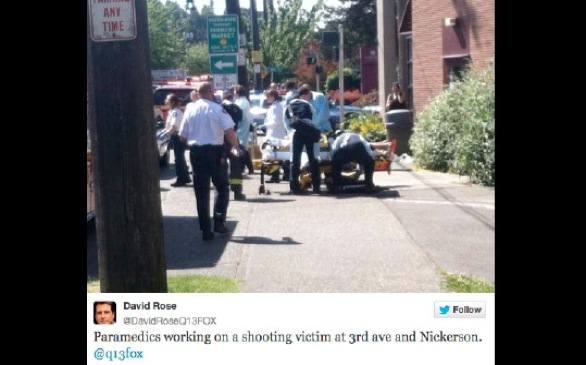 SEATTLE PACIFIC UNIVERSITY SHOOTING: At Least 4 Shot, 1 Suspect in Custody