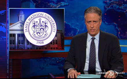 'The Daily Show' Addresses JMU Sexual Assault Punishment Controversy