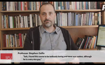 WATCH: College Professors Read Mean Reviews About Themselves